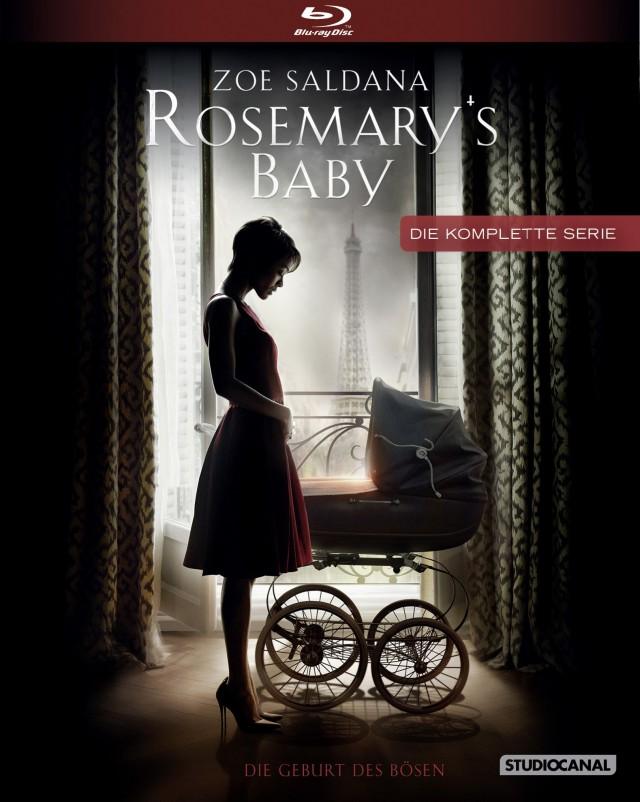 Rosemarys Baby - Die Komplette Serie - Blu-ray Cover