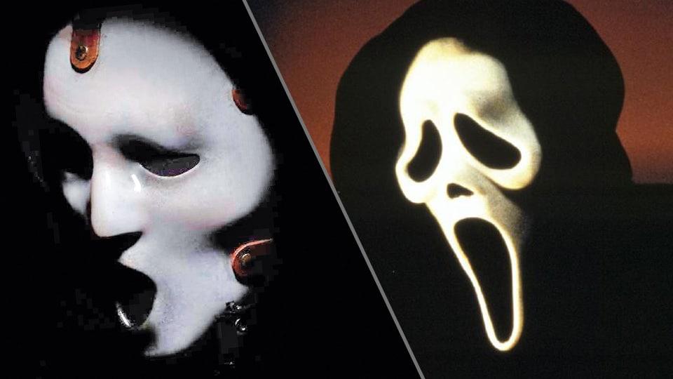 Die Alte Ghostface Maske Kehrt In Dritter Scream Staffel Zurück