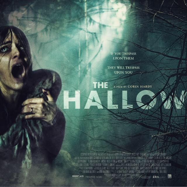 The Hallow Corin Hardy Teaser Artwork