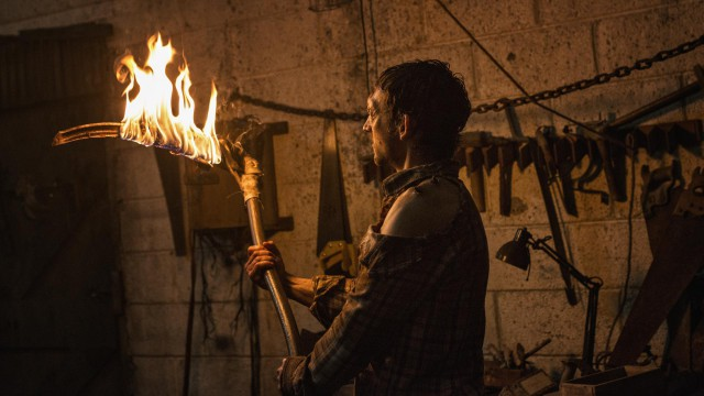 """""""The Hallow"""" Trailer schwingt die brennende Sense"""