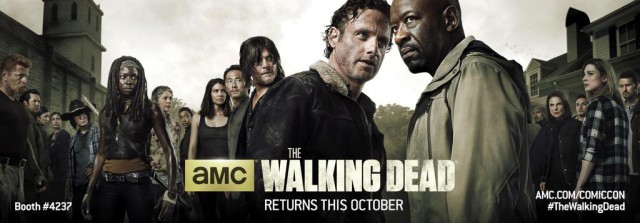 The Walking Dead –- Staffel 6 - Comic Con Artwork
