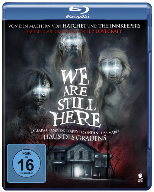 We Are Still Here - Blu-ray Cover FSK 16