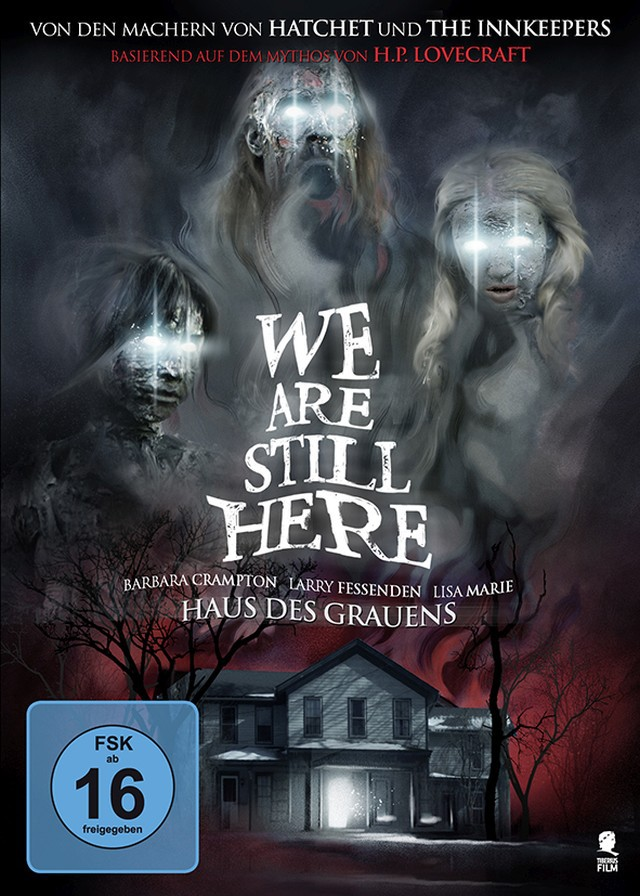 We Are Still Here - DVD Cover FSK 16