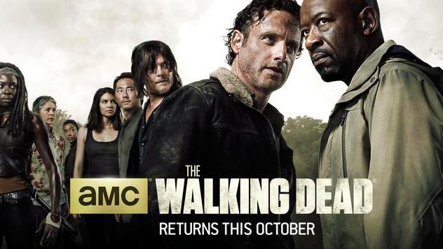 """Wird sich die Gruppe der Überlebenden in """"The Walking Dead"""" splitten? Neues Artwork zur 6. Staffel"""