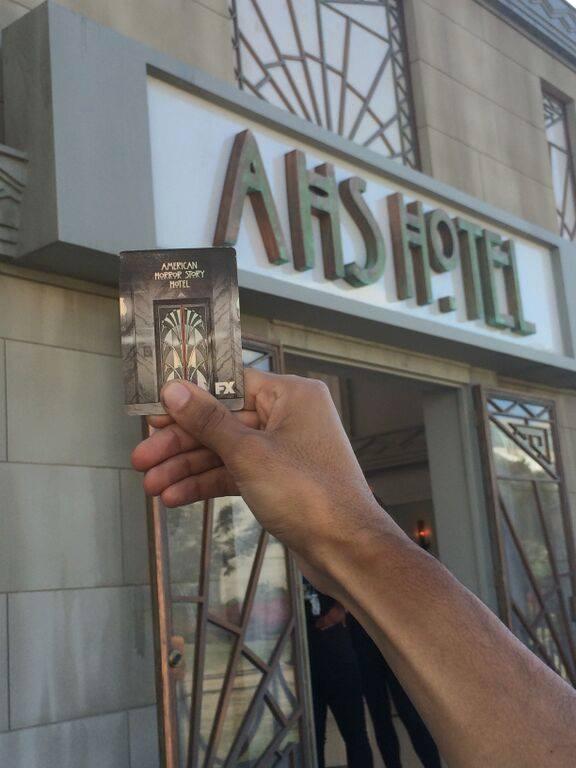 American Horror Story - Comic Con Hotel Foyer 4