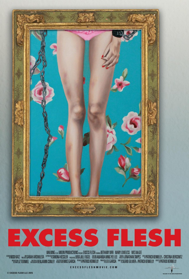 Excess Flesh - Teaser Poster