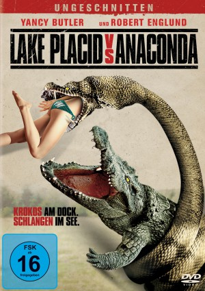 Lake Placid vs. Anaconda (Film)