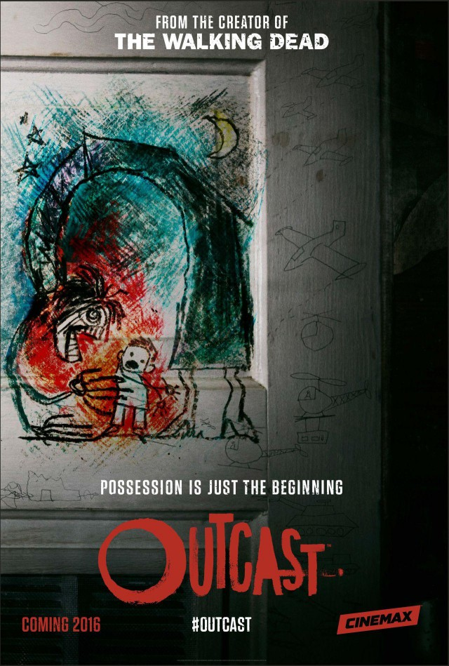 Outcast - Staffel 1 - Teaser Poster 2