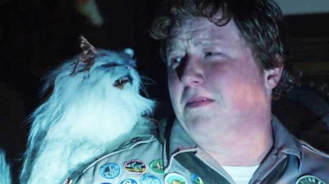 """Angriff der Killer-Katzen im ersten Teaser zu """"Scouts Guide to the Zombie Apocalypse"""""""