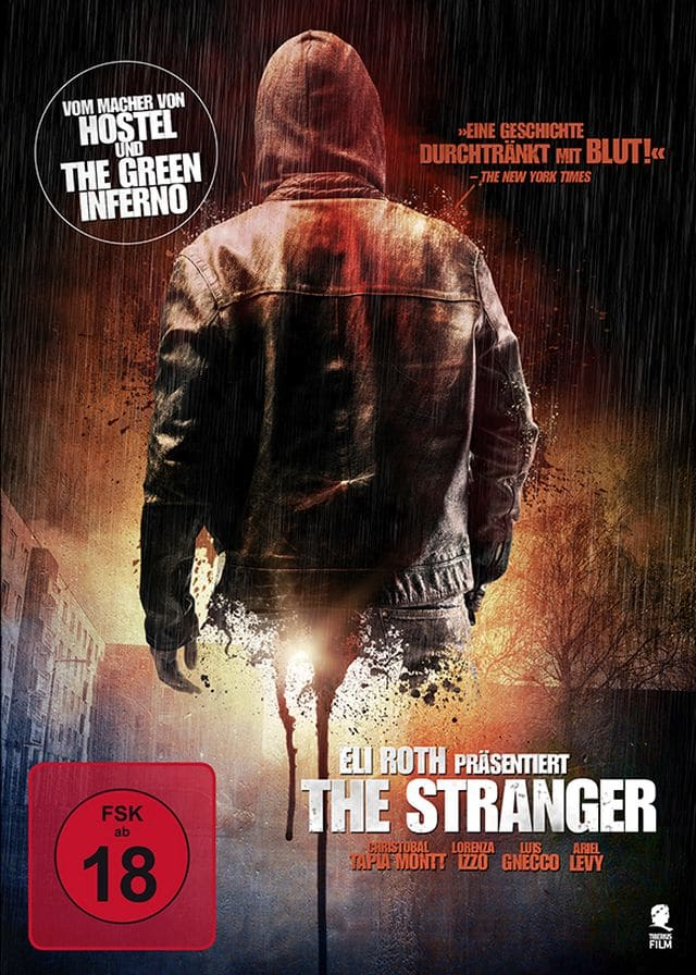 The Stranger - Film 2014 - Scary-Movies.de