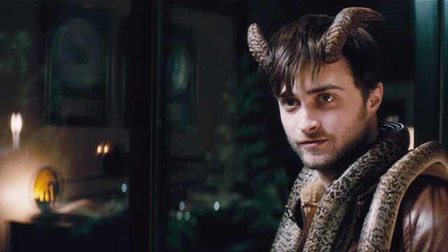 """Daniel Radcliffe wachsen Hörner im deutschen Trailer von Alexandre Aja's """"Horns"""""""