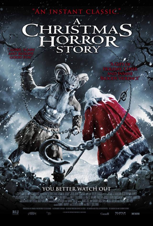 A Christmas Horror Story - Teaser Poster