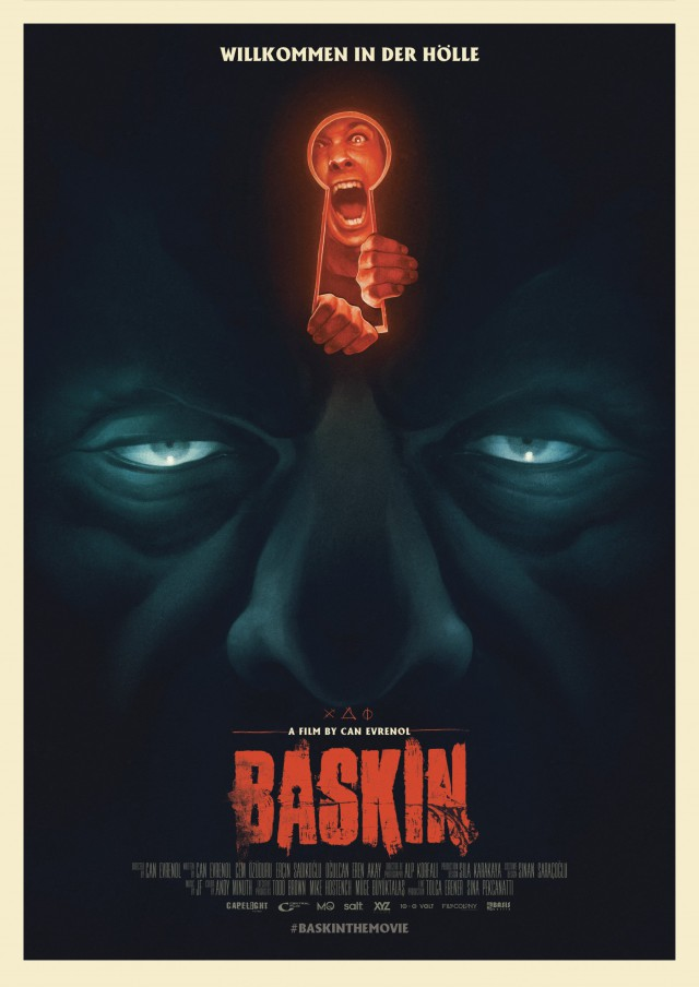 Baskin - Deutsches Teaser Poster