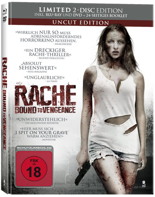Rache - Bound to Vengeance - Limited 2 Disc Edition Mediabook