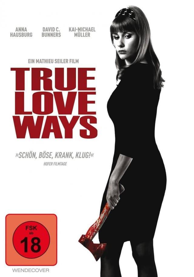 True Love Ways - DVD Cover FSK 18