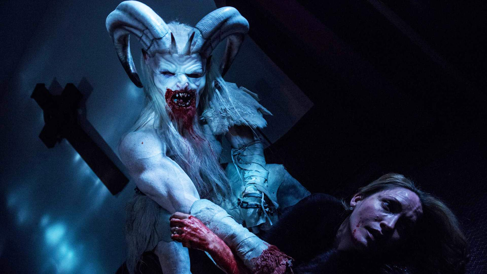 Blu-ray Review: A Christmas Horror Story