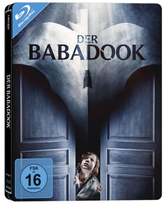 Der Babadook - Blu-ray Steelbook Edition