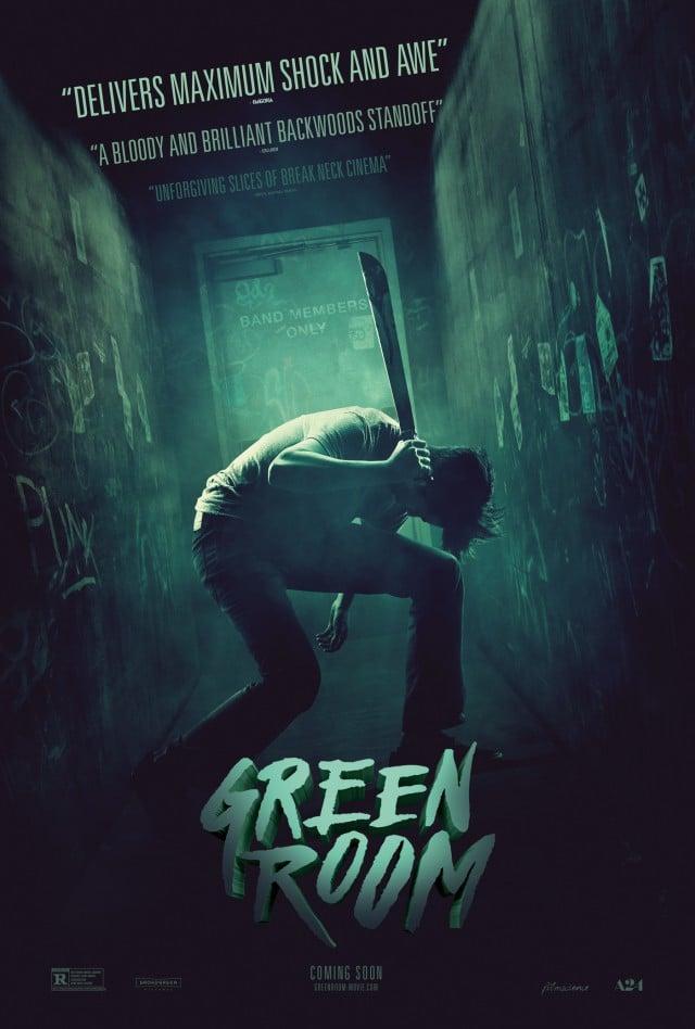 Green Room - Teaser Poster