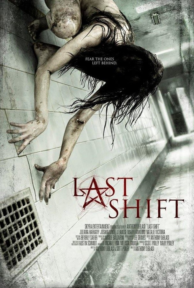 Last Shift - Teaser Poster