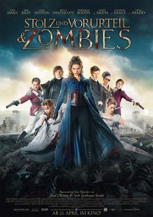 Stolz und Vorurteil und Zombies (Film)