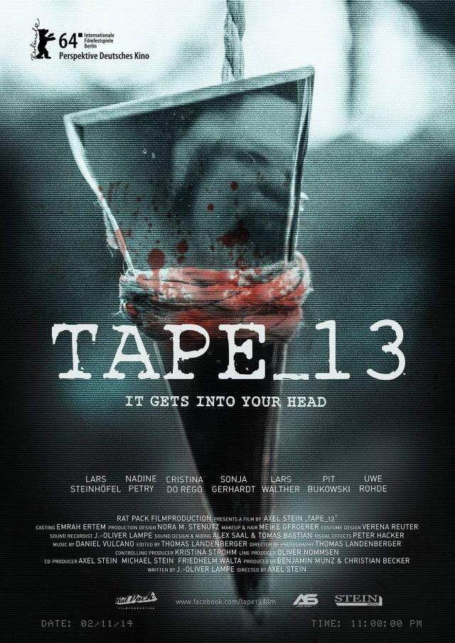 Tape 13 - Berlinale Poster