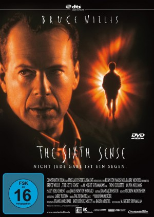 The Sixth Sense - DVD Cover FSK 16