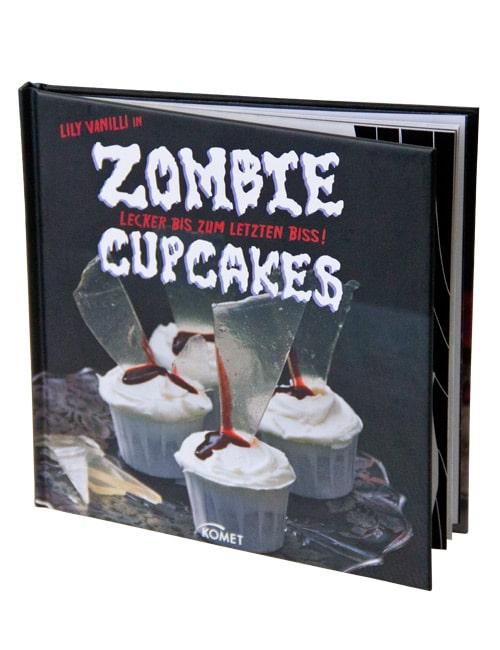 Zombie Cupcakes Halloween Backbuch