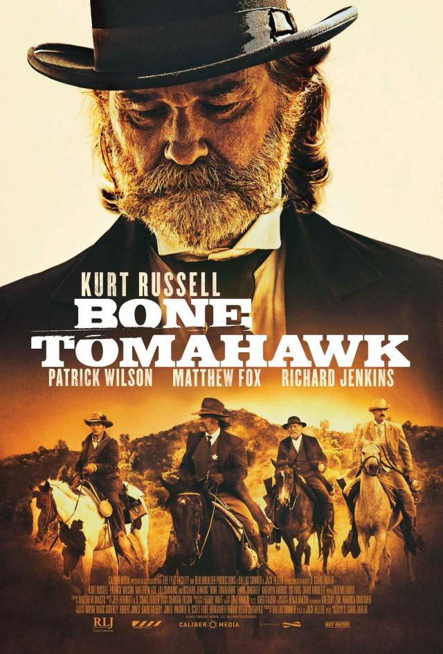 Bone Tomahawk - US Teaser Poster