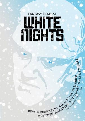Fantasy Filmfest White Nights 2015 Poster