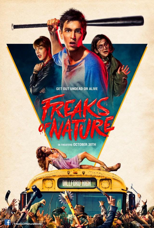 Freaks of Nature - Teaser Poster