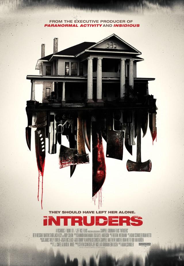 Intruders - US Teaser Poster