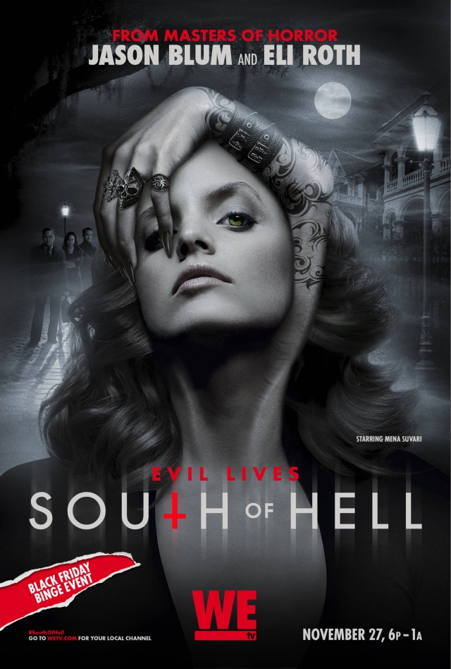 South of Hell - US Pay TV Poster