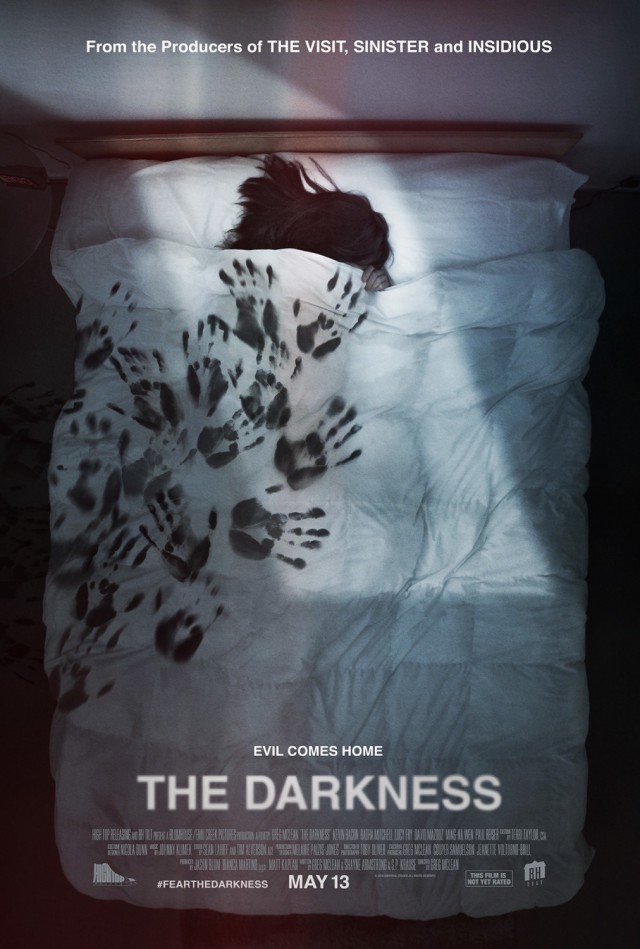 The Darkness - Teaser Poster
