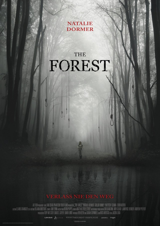 The Forest - Deutsches Kinoposter