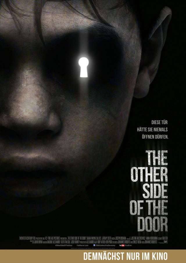 The Other Side Of The Door Trailer Deutsch