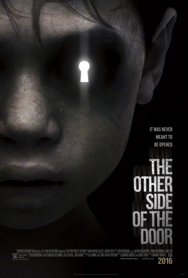 The Other Side of the Door - Teaser Poster