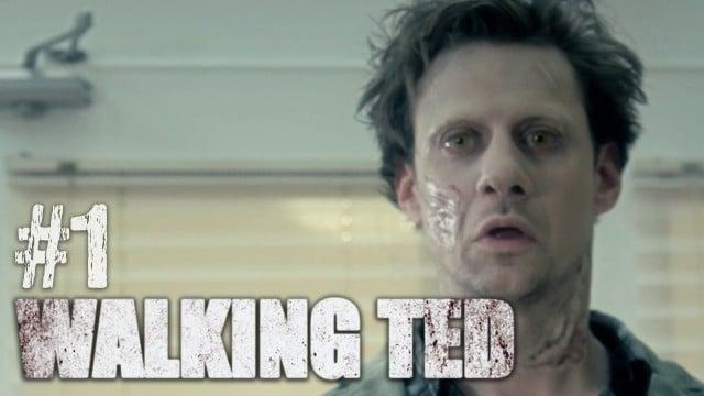 Walking Ted