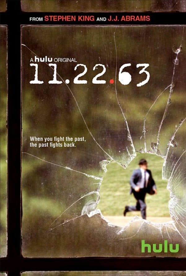 11.22.63 - Der Anschlag - HULU Teaser Poster 2