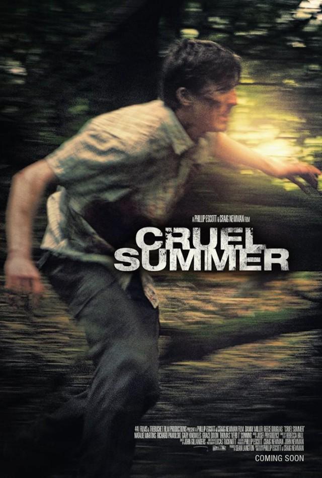 Cruel Summer - Teaser Poster