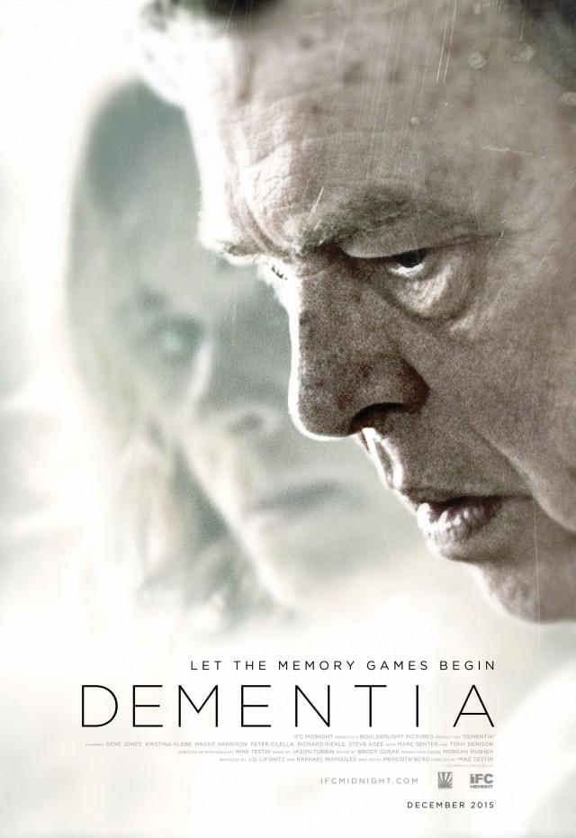 Dementia - Teaser Poster
