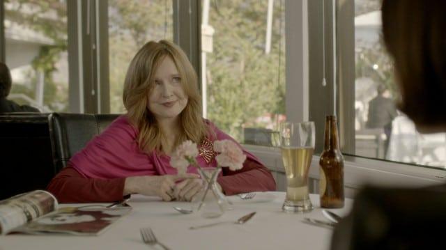 """Das erste Szenenbild aus """"I Spit On Your Grave: Deja Vu"""": Camille Keaton in ihrer Rolle als Jennifer Hills"""