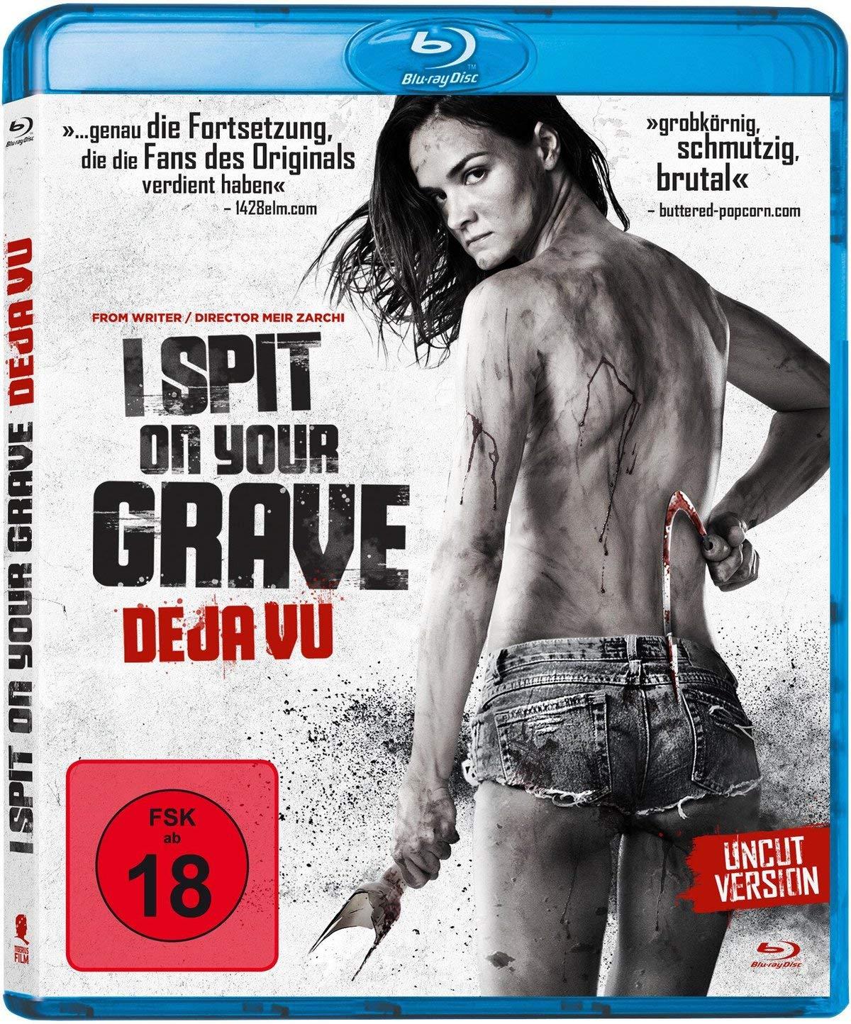 """""""I Spit On Your Grave: Deja Vu"""" erscheint im Oktober uncut mit FSK 18 Freigabe"""