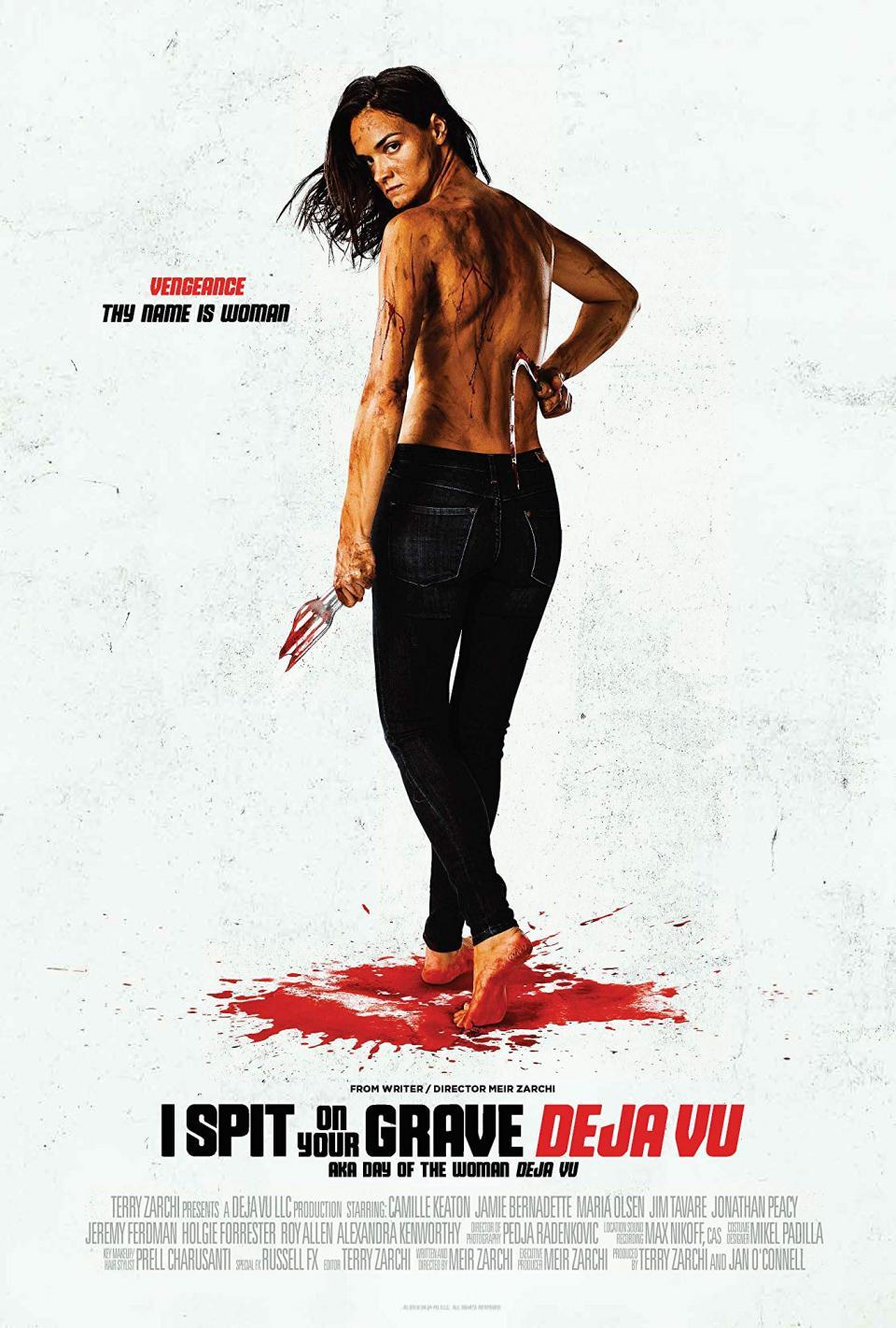 """Deja Vu"": Erster Trailer zum ""I Spit on Your Grave"" Sequel"