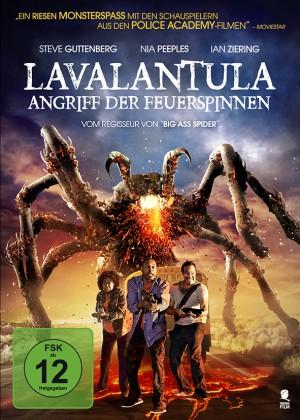 Lavalantula – Angriff der Feuerspinnen (Film)