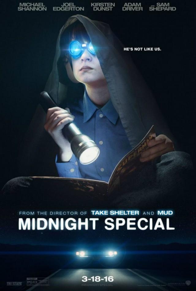 Midnight Special - US Teaser Poster