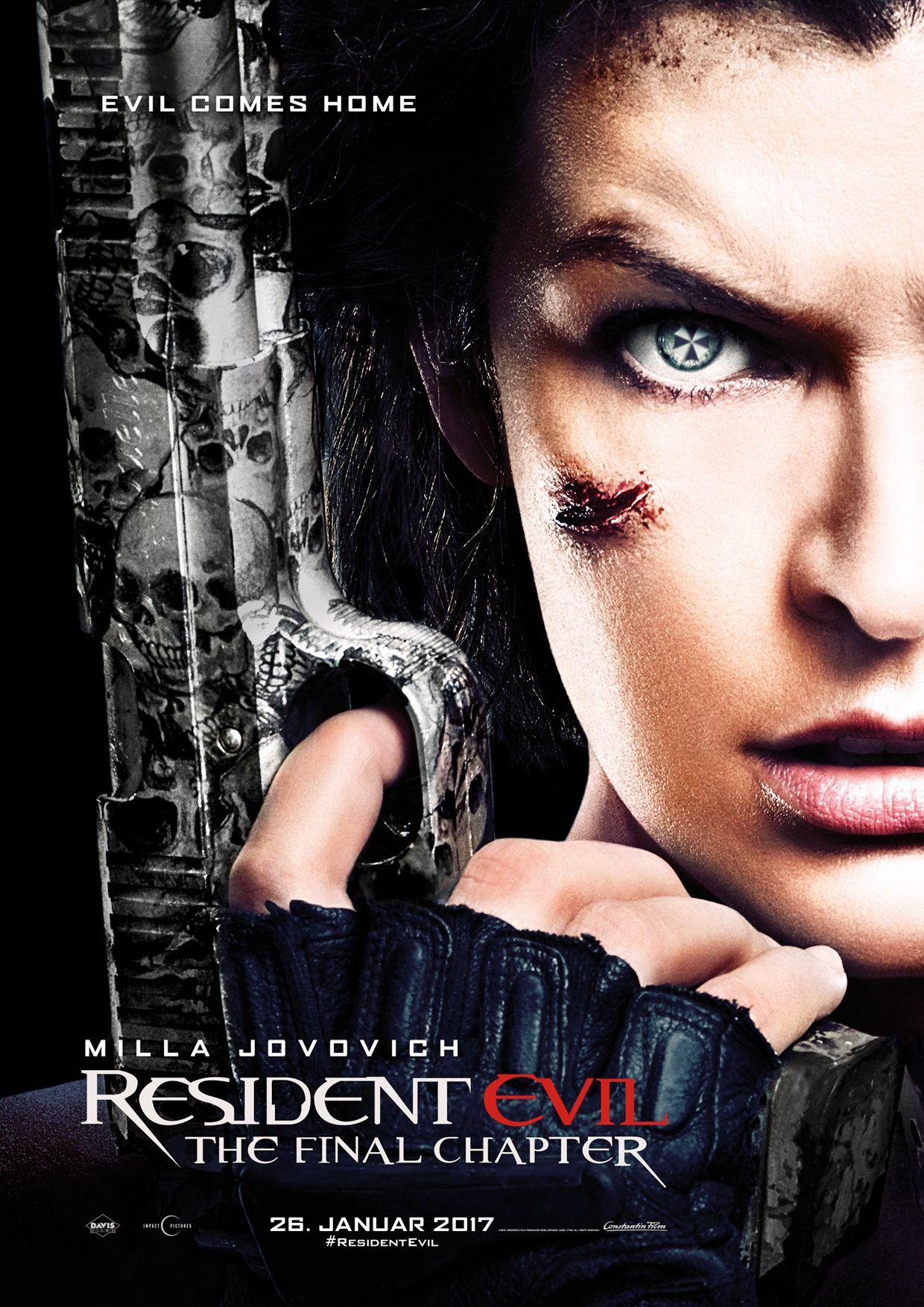 Resident Evil 6: The Final Chapter Stream