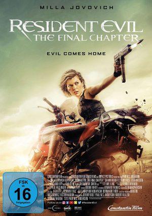 Resident Evil: The Final Chapter (Film)