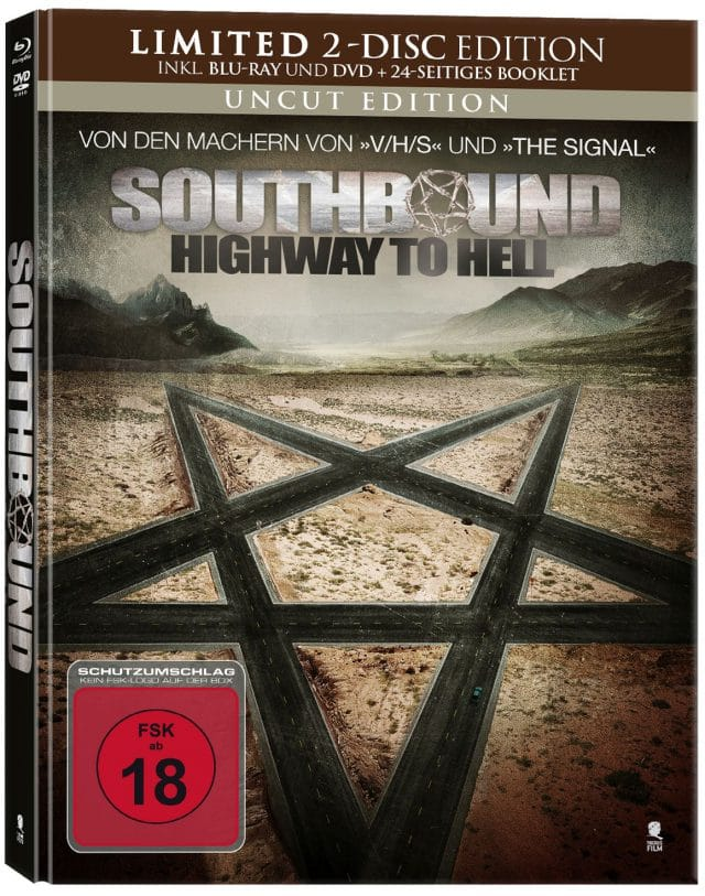 Southbound - Highway to Hell - Limited 2 Disc Edition