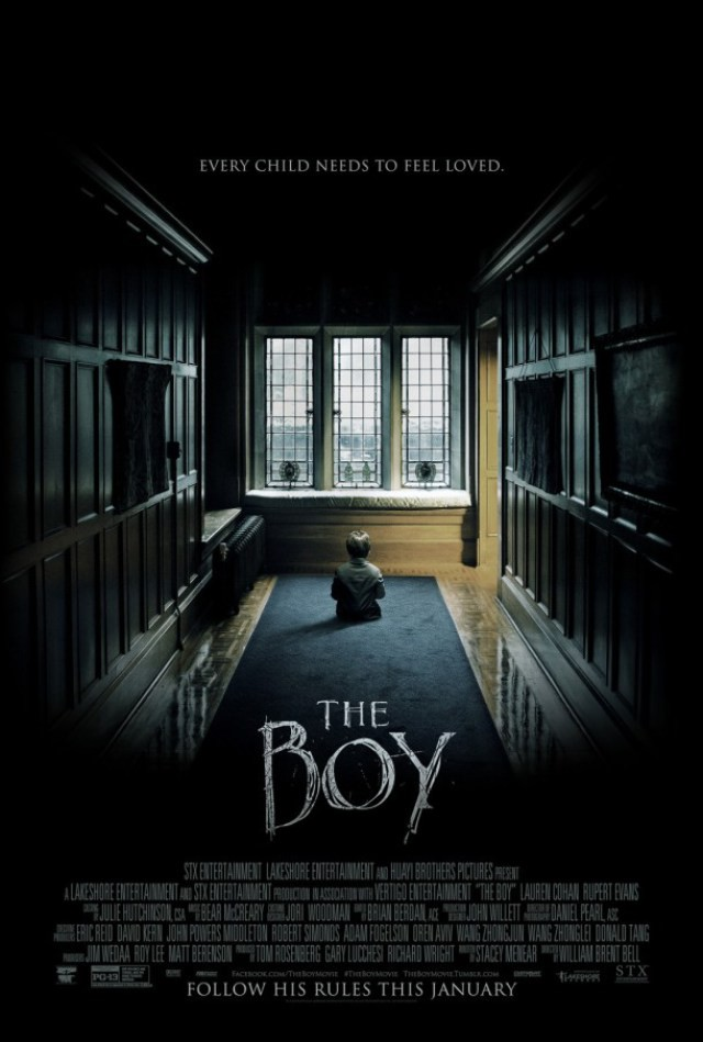 The Boy - Teaser Poster