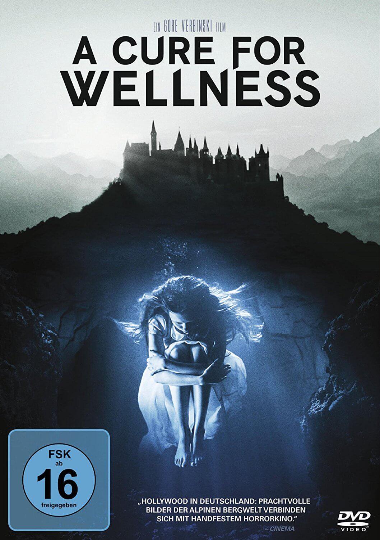 A Cure For Wellness Netflix